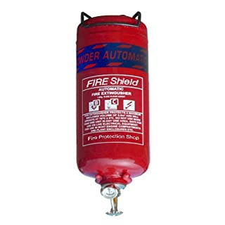 FireShield PRO AU001/003 2Kg Automatic Dry Powder Fire Extinguisher