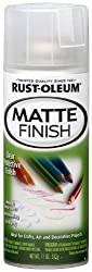 Rust-Oleum 267028 SPECIALTY Matte Finish Spray Paint