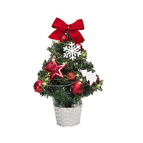 Dorical Weihnachten Deko Weihnachten große Kranz Tür Wand Ornament Girlande Dekoration Rot Bowknot Weihnachtsbaum Decor