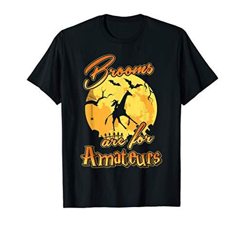 Haunted Hayride Ideen - Brooms Are For Amateurs Giraffe Halloween