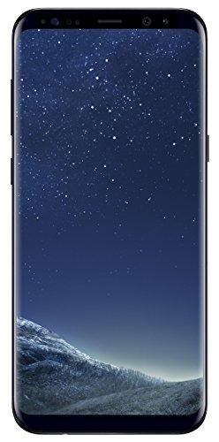 Samsung Galaxy S8 Plus 64GB 6.2″ 12MP SIM-Free Smartphone in Midnight Black (Certified Refurbished)