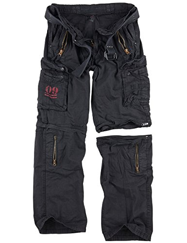 Surplus Royal Outback Trousers- Gr. M, Royalblack -