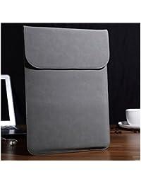 Informatica Custodie per laptop MacBook 12 pollici manica Evecase Premium Slim in pelle Custodia per 2015 NUOVI