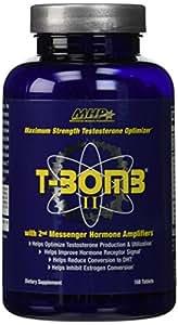 MHP T-Bomb II, 168 tablets