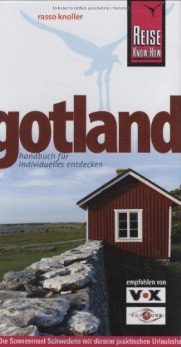 Insel Gotland: Die Sonneninsel Schwedens mit diesem Urlaubshandbuch entdecken, erleben und genießen (Reiseführer): Alle Infos bei Amazon