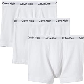 calvin klein herren boxershorts trunk 3er pack u2662g. Black Bedroom Furniture Sets. Home Design Ideas