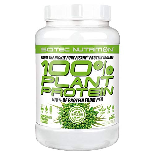 Scitec Nutrition 100% Plant Protein Chocolat praline 900 g