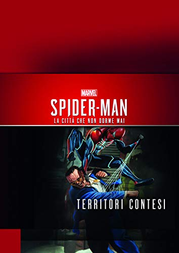 Marvel's Spider-Man: Territori contesi - PS4 Download Code - IT Account DLC | PS4 Download Code - IT Account