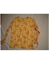 Liegelind Mädchen Shirt 3/4 Arm gr.152, gelb