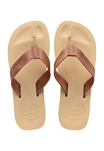 Havaianas Zehentrenner H. URBAN Special CF 4140688 0092 Braun Ivory, Schuhgröße:41/42 Bra