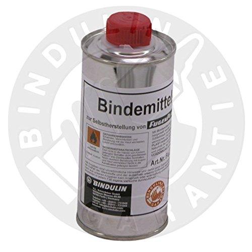 Bindemittel FU zur Selbstherstellung von Fugenplast Holzkitt (215g = 250ml Flasche)