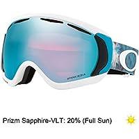 9df4aa8527 Oakley Gafas de Esqui CANOPY OO 7047 TRANQUIL FLURRY POSEIDON/PRIZM SNOW  unisex