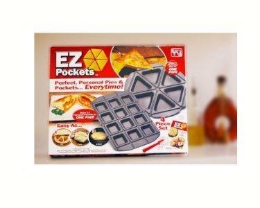 Ez Pockets Pan Set Boxed by Natures Pillows INC (Pocket Set Ez)