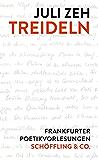 Treideln: Frankfurter Poetikvorlesungen