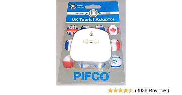 Pifco Inde pour Adaptateur UK