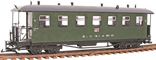 Garten G Maßstab großes Modell Eisenbahn Schiene Way Rolling Lager Kutsche Coach