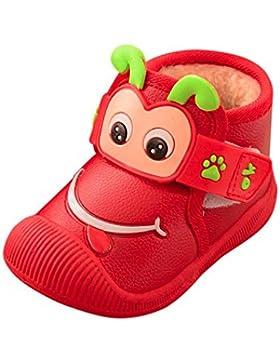 Trada Kinder Neugeborenes Cartoon Schneeschuhe Baumwollstiefel Wasserdicht Anti-Kick Verdickung Warm Schuhe Baby...