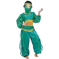 Disfraz Princesa Árabe niña infantil para Carnaval (10-12)
