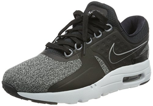 Pure Nike Schwarz Herren Sneaker Cool Grey Platinum Black Max Air Anthracite Zero Essential qYArqBPT