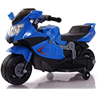 Toyhouse Mini Ninja Superbike Rechargeable Battery Operated Ride-on for Kids(1.5 to 3yrs),Blue