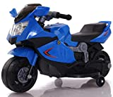 Toyhouse Mini Ninja Superbike Rechargeable Battery Operated Ride-on for Kids(1.5 to 3yrs), Blue