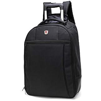 City Bag – Mochila de 44 l con Ruedas – Equipaje de Cabina de 55 x 40 x 20 cm