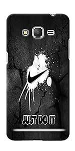 NAV PRINTED BACK COVER For Samsung Galaxy J3 2016