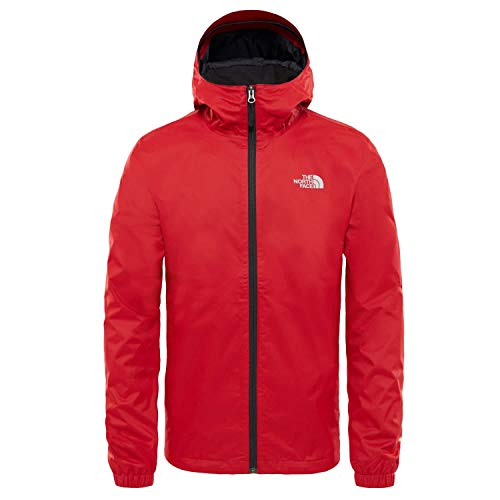 The North Face Quest Giacca Uomo Rosso XS