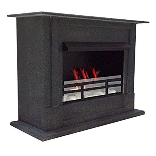 Chimenea-Etanol-y-Gel-Modelo-Emily-Deluxe-Royal-Granito-Negro-including-ajustable-de-acero-inoxidable-del-quemador-1-Vidrio-de-seguridad
