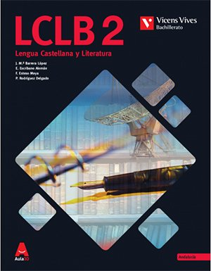 Lclb 2 andalucia (lengua castellana bach) aula 3d