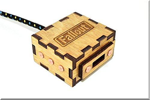 Handarbeit Fallout USB Verlängerung kabel 1M(3FT). Handmade USB Extention Cord with 1M(3FT) Durable Knit Nylon Cable. Iphone Ipad Ipod Gadget ####### (Tags: Handgemacht Handgefertigt Handwerk Einzigartiges Device. Idee Weihnachts Einzigartiges Geschenk Unikat. For Computer Tablet PC Notebook Laptop Mac Xbox Playstation) - Fallout Steam