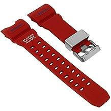 Uhrenarmband Rot FÜR Casio G-Shock mudmaster GWG-1000Master of G Replacement Band