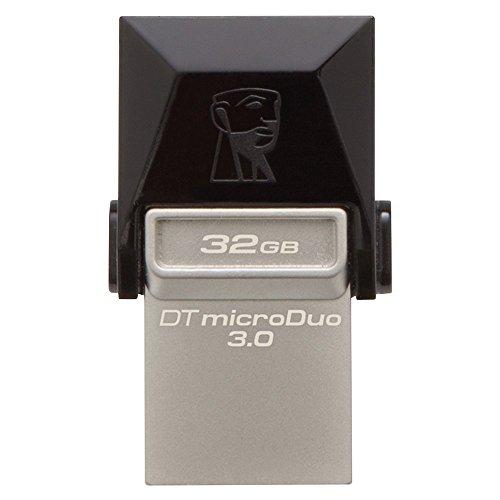 Kingston DT MicroDuo 32GB USB3.0 OTG Pen Drive