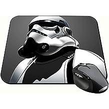 La Guerra De Las Galaxias Star Wars Stormtrooper A Alfombrilla Mousepad PC
