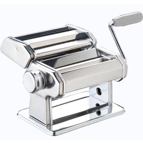 PASTA Maker–Küche Werkzeug Spaghetti Roller Lasagne Tagliatelle Cutter Maschine–Schreibtisch Halteklaue inklusive, Maker in Place