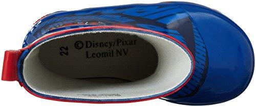 Cars Jungen Ca003090 Gummistiefel Blau (C.BLUE/Red 628)
