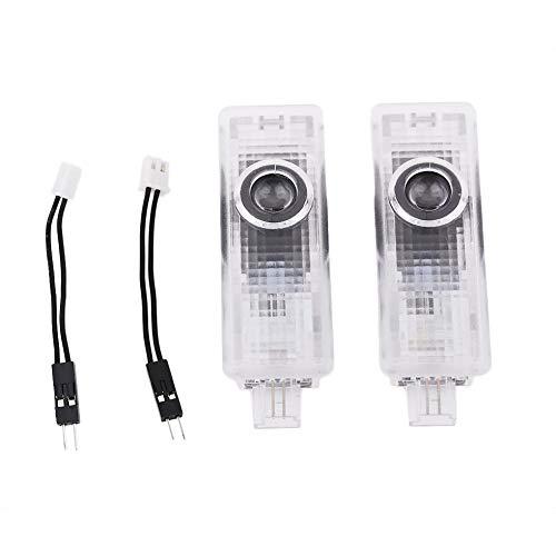 Shadow Ghost - Sen-Sen 1 Paar LED Autotür Ghost
