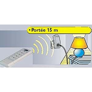 Extel DOEM 3108 Télécommande supplémentaire pour Kit