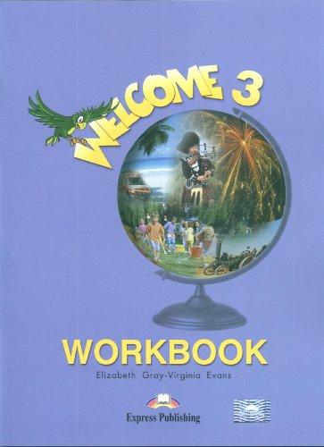 Welcome 3 Workbook