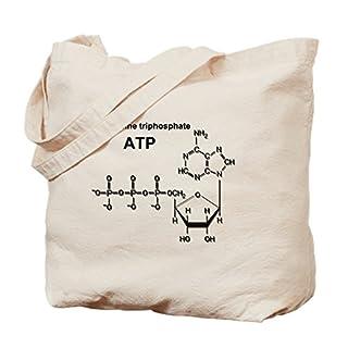 CafePress - ATP - Natural Canvas Tote Bag, Cloth Shopping Bag