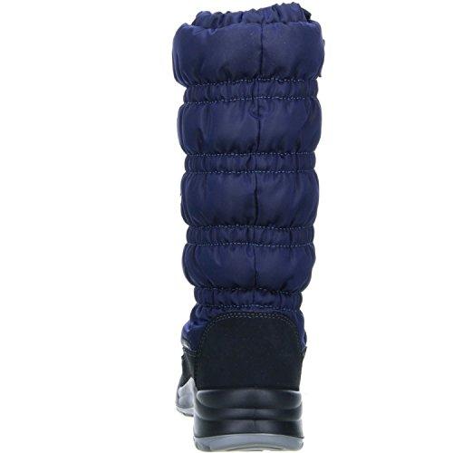Vista Damen Winterstiefel Snowboots blau Blau