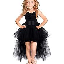 the latest 5eb92 5f203 Amazon.it: vestiti bambina eleganti - Nero