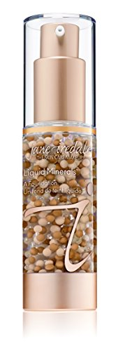 Jane Iredale - Liquid Mineral ha Foundation - Light Beige 30 ml/1.01oz - Trucco
