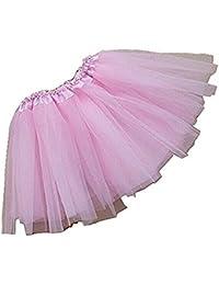 L&C®Baby Kids Girl Dancewear Dance Tutu Ballet Pettiskirt Princess Party Skirt Dress