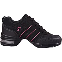 Zapatos de baile Danza moderna zapatos de jazz movimiento zapatos de la aptitud