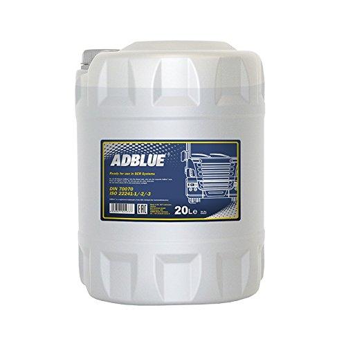 1 x 20L MANNOL AdBlue / Diesel LKW u. PKW SCR Harnstofflösung