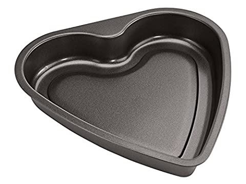 Heart Shaped Baking Tray Cake Tins Mould | non-stick | 26 x25.5 x 4cm | Made in Germany