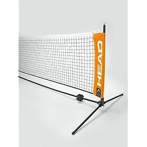 HEAD Unisex– Erwachsene Tennisnetz Tennis-Zubehör, schwarz, One Size