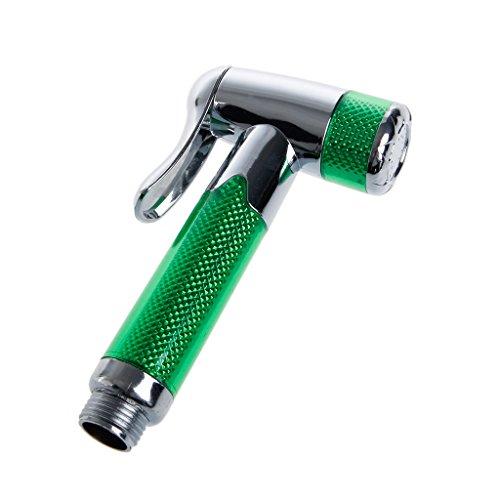 Xuniu Ersatz Hand Bidet Spray, Bide Windeln Sprayer Dusche für Toile Wash Badezimmer - Blau 14,5 cm