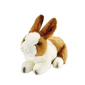 Anima Conejo Blanco/marrón Tumbado 24CML